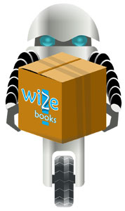 Wize Books delivery
